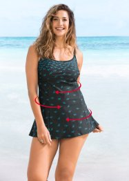 Robe de bain modelante, bpc bonprix collection
