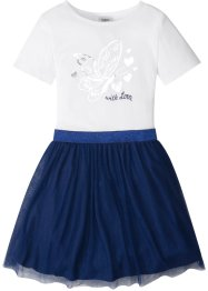 Robe avec jupe en tulle, bpc bonprix collection