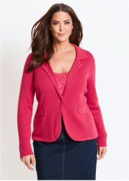 Blazer en maille, bpc selection