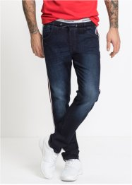 Jean à taille extensible Slim Fit Straight, RAINBOW