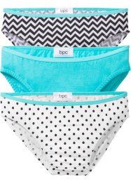 Lot de 3 slips, bpc bonprix collection