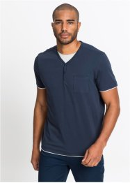 T-shirt style double épaisseur Regular Fit, bpc bonprix collection