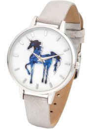 Montre à motif licorne, bpc bonprix collection