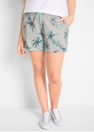 Short en sweat imprimé, bpc bonprix collection