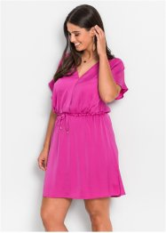 Robe courte en satin, BODYFLIRT