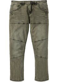 Pantalon avec couture d'empiècement Regular Fit, bpc bonprix collection