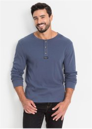 T-shirt manches longues Regular Fit, John Baner JEANSWEAR