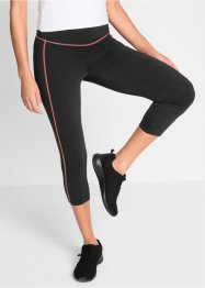 Legging de sport longueur 3/4 Niveau 2, bpc bonprix collection