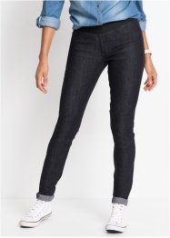 Lot de 2 leggings confort en jean, John Baner JEANSWEAR