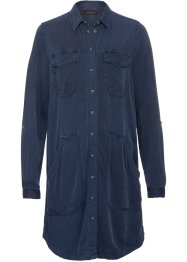 Robe-chemise, manches longues, John Baner JEANSWEAR