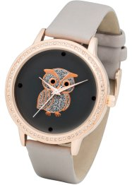 Montre avec chouette, bpc bonprix collection