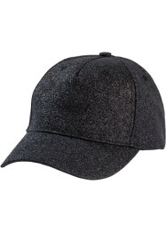 Casquette aspect brillant, bpc bonprix collection