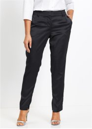 Pantalon satin avec fente, bpc selection premium