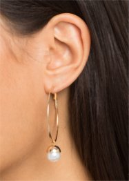 Boucles d'oreilles (Ens. 6 pces.), bpc bonprix collection