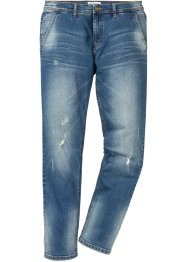 Jean extensible Regular Fit Tapered style chino, John Baner JEANSWEAR