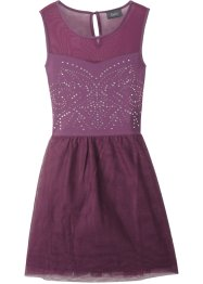 Robe en tulle avec strass, bpc bonprix collection
