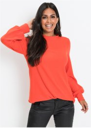 Sweat-shirt douillet, BODYFLIRT