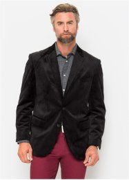 Veste de costume en velours Regular Fit, bpc selection