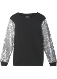 T-shirt à paillettes, bpc bonprix collection