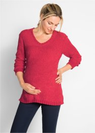 Pull de grossesse en maille chenille, bpc bonprix collection