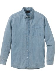Chemise en jean Regular Fit, bpc selection