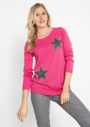 Pull, manches longues, bpc bonprix collection