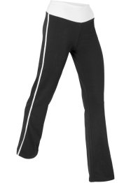 Pantalon palazzo extensible, niveau 1, bpc bonprix collection