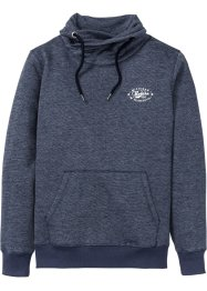 Sweat-shirt à col châle, bpc bonprix collection