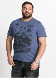 T-shirt avec imprimé Regular Fit, John Baner JEANSWEAR