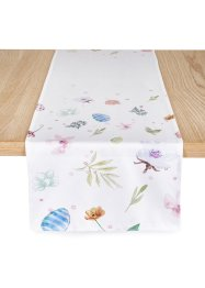 Chemin de table imprimé floral, bpc living bonprix collection