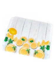 Plaque de protection universelle Citrons (1 pie.), bpc living