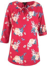 Blouse-tunique à imprimé floral, bpc bonprix collection