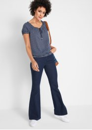 Jean soft-stretch, FLARED, John Baner JEANSWEAR