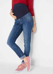 Jean soft de grossesse, imprimé, SLIM, bpc bonprix collection