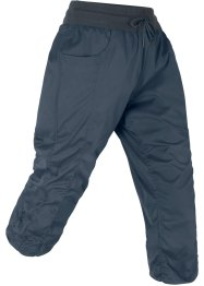 Pantalon trekking fonctionnel, coupe corsaire, bpc bonprix collection