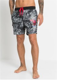 Short long de plage Regular Fit, RAINBOW