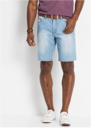 Bermuda en denim estival, Regular Fit, John Baner JEANSWEAR