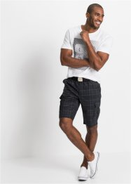 Bermuda cargo, Loose Fit, bpc bonprix collection