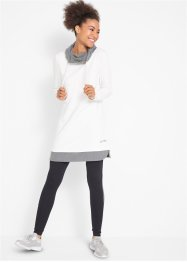Sweat long et legging (Ens. 2 pces.), bpc bonprix collection