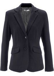 Blazer en jersey coton cintré, bpc bonprix collection