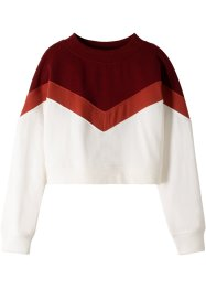 Sweat-shirt court, bpc bonprix collection