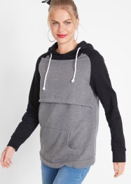 Sweat-shirt de grossesse et d'allaitement, bpc bonprix collection