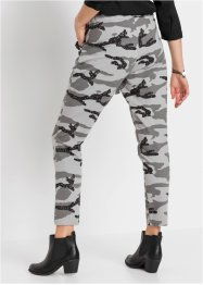 Pantalon sweat camouflage avec détails brillants, RAINBOW