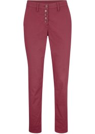 Pantalon chino avec boutons, bpc bonprix collection