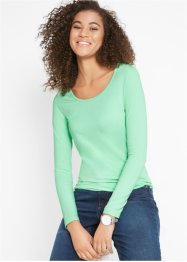 T-shirt extensible, manches longues, bpc bonprix collection