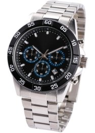 Montre chronographe pour homme, bpc bonprix collection