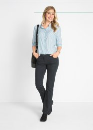 Pantalon extensible, Bootcut, bpc bonprix collection