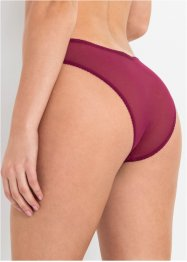Lot de 4 tangas Miami, bpc bonprix collection