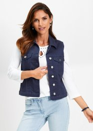 Veste en jean sans manches, bpc selection