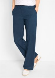 Pantalon lin, ample, bpc bonprix collection
